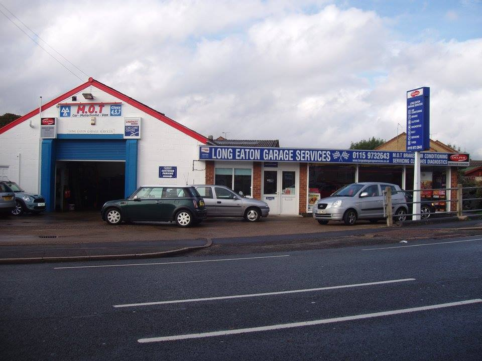 Long Eaton Garage Services